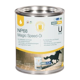 NP68 NEOOIL Magic Speed-Öl